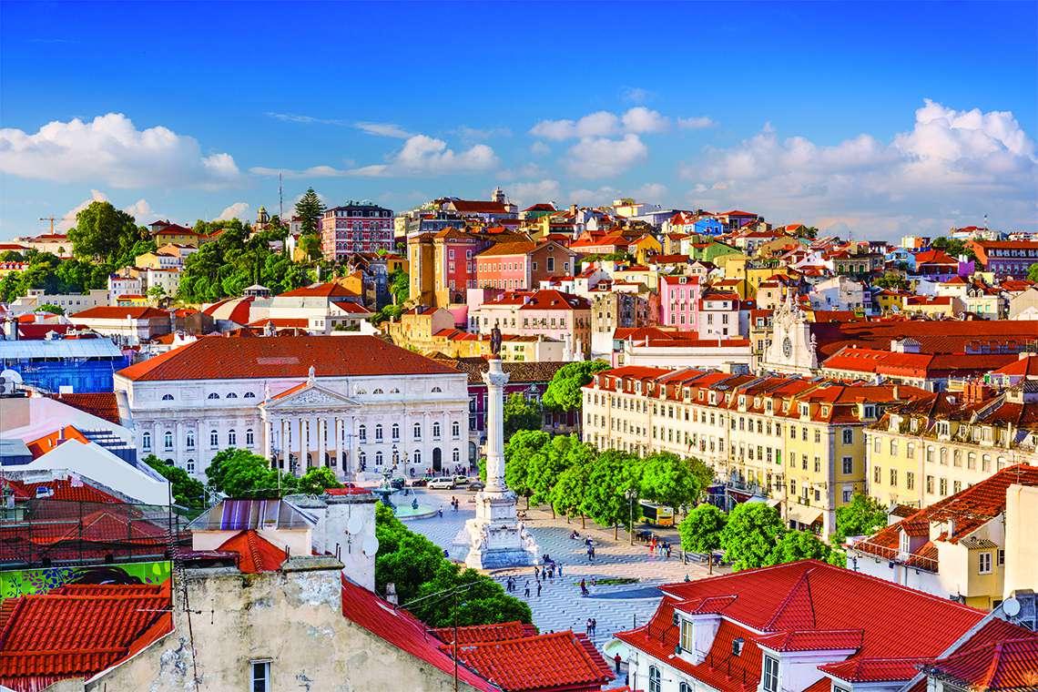 Lisbon Hills