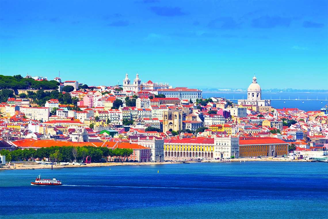 Lisbon Big Overview